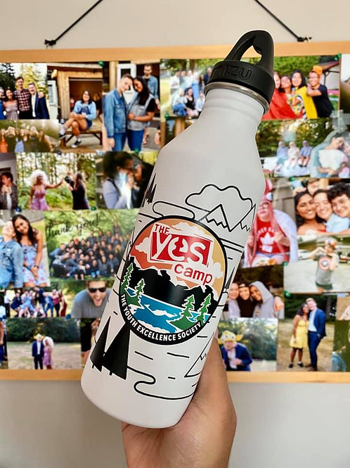 YES Camp Stickers