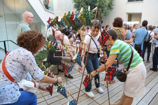 Colorín Colorado Foto, fundació joan miró, amics fundació joan miró, open catering, eventos, talleres, congresos, barcelona
