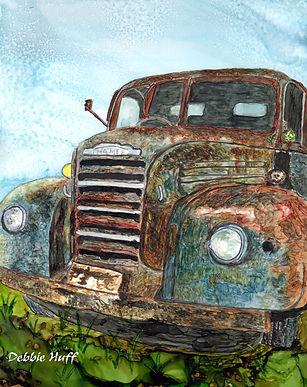 Old Truck. Signed.jpg