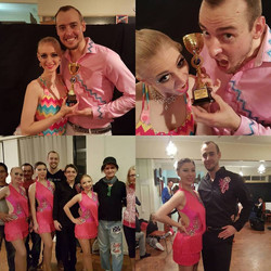 Australian Latin Dance Championship