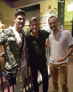 Three Magicians walked into a bar
