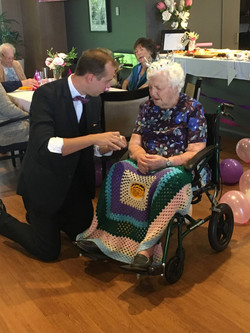 Mable's 109th Birthday!