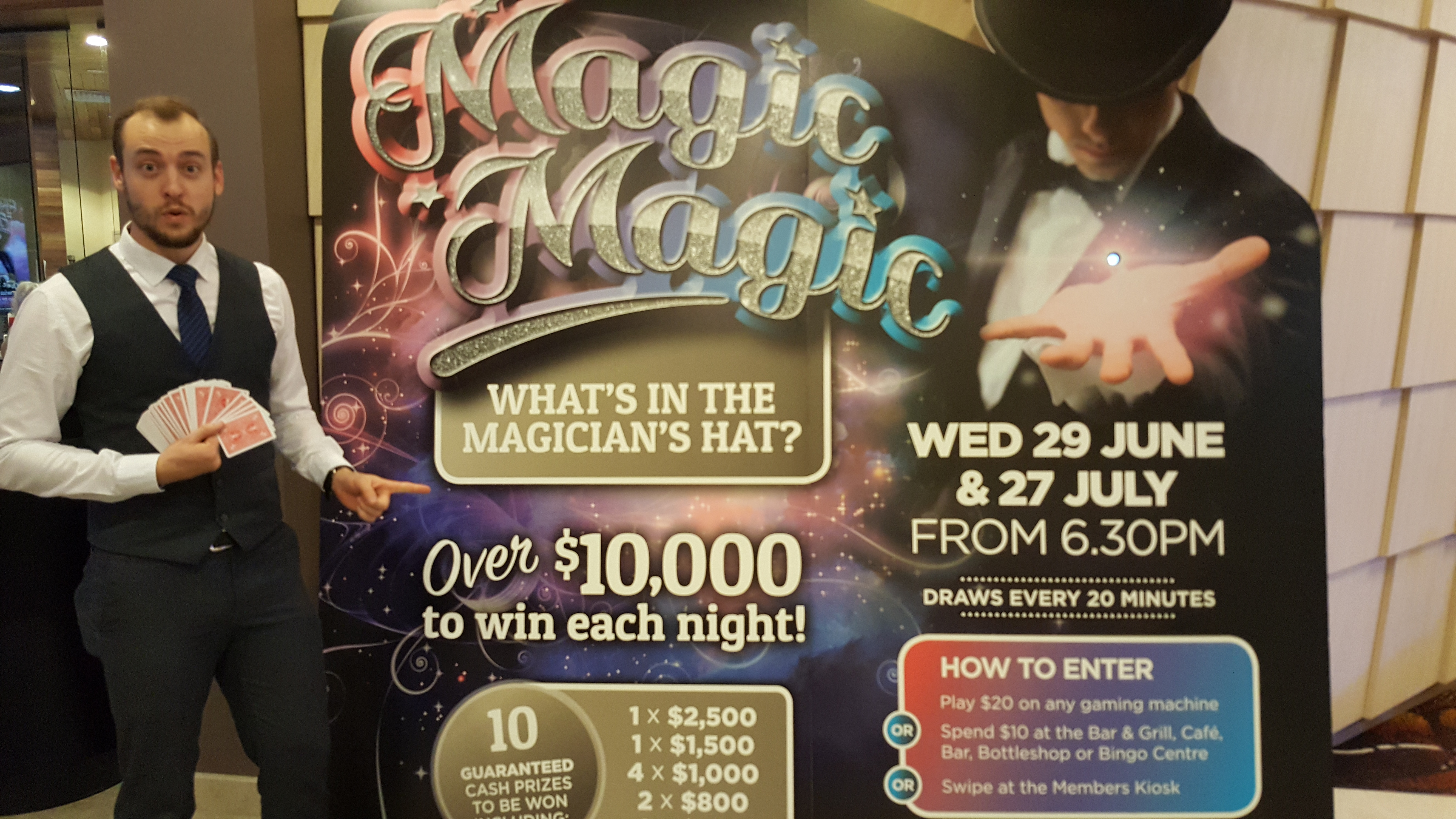 Magic Magic Promotion