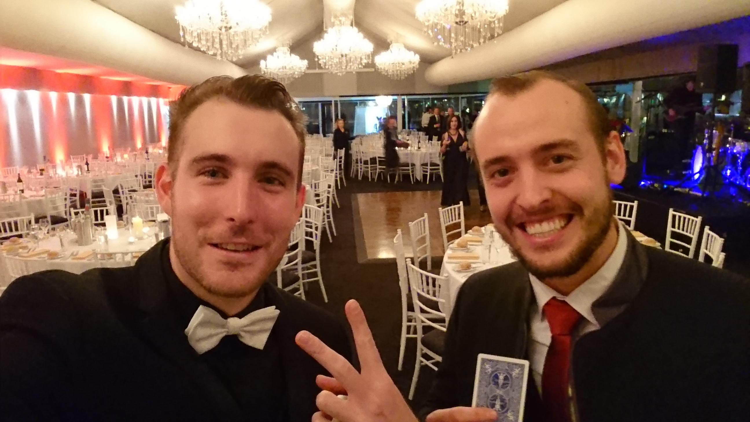 Double Trouble Magicians