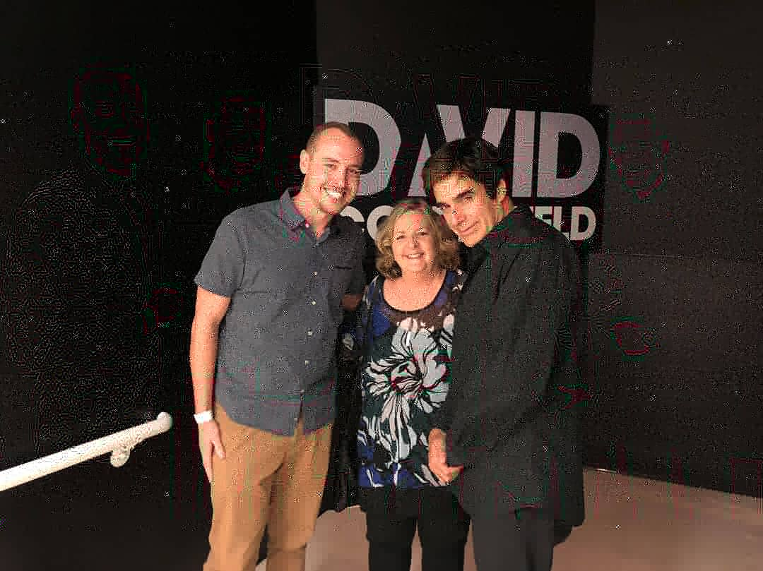 David Copperfield 2018