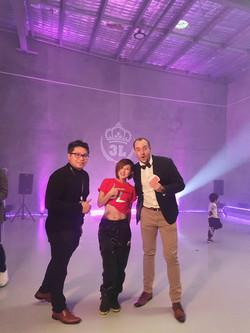 3L Dance Studio Grand Opening