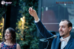 Nathan Hedger Fundraising Launch