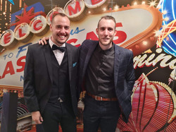 Two magicians in Vegas?