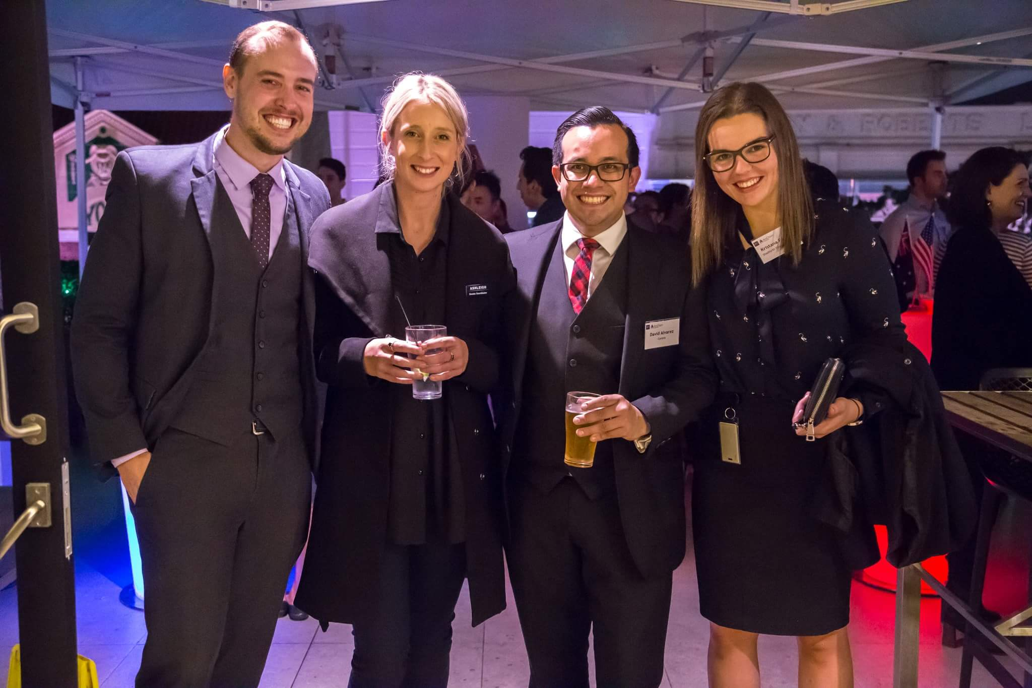 AMCHAM Networking Event