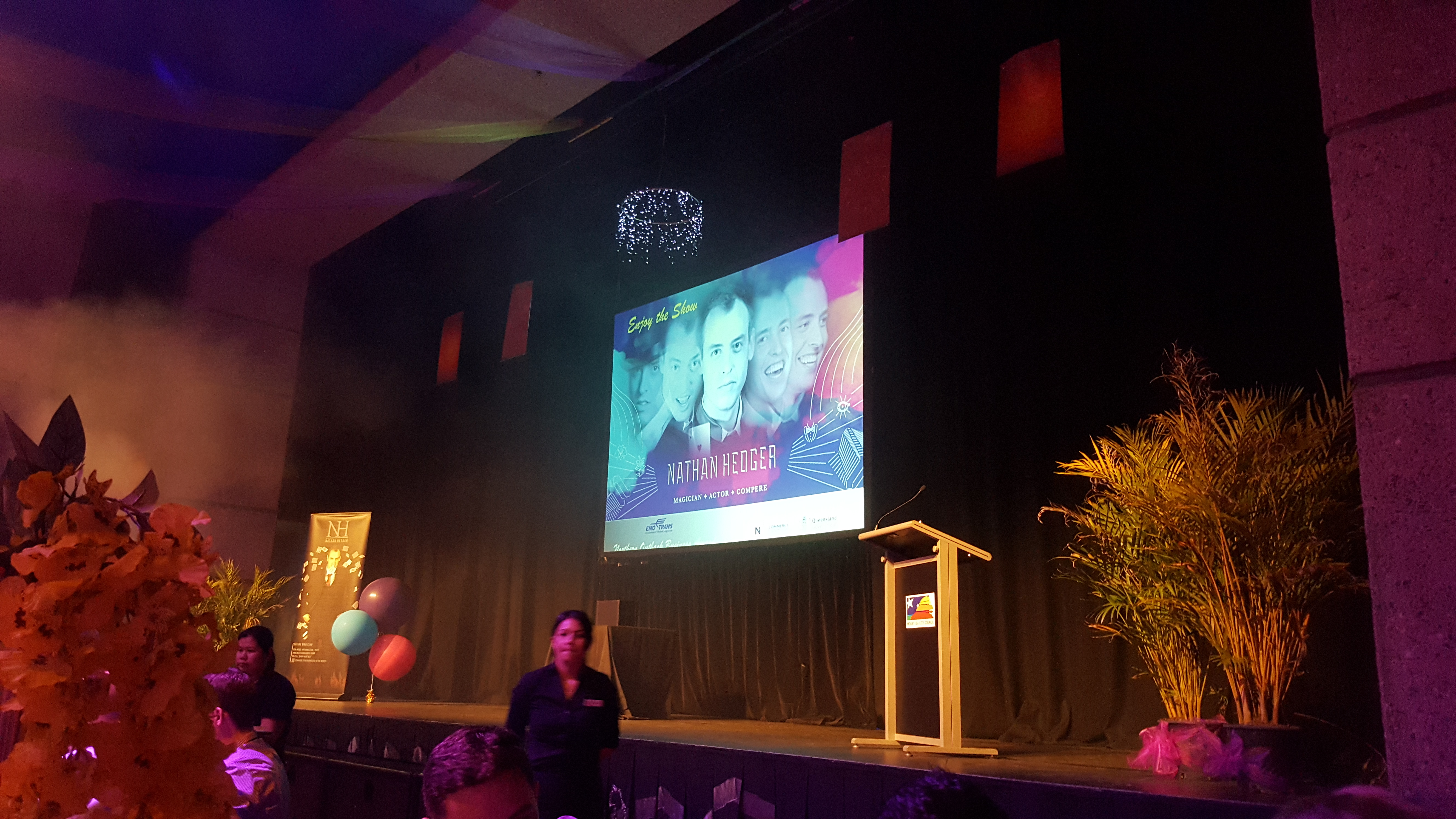 EMO Trans Outback Business Awards