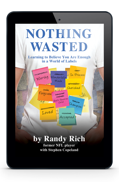 """Ebook"" Nothing Wasted"