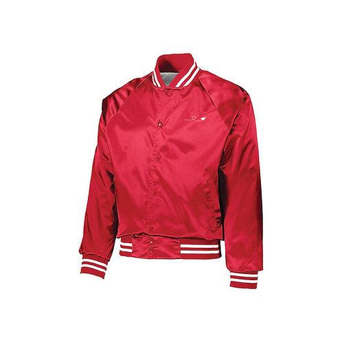 Mended Heart Varsity Jacket