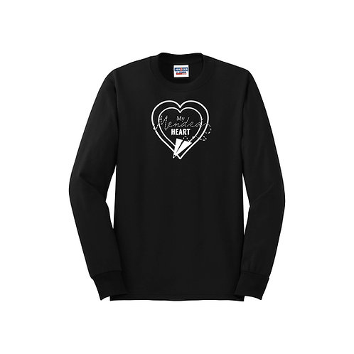 Mended Heart Signature Long Sleeve Tee
