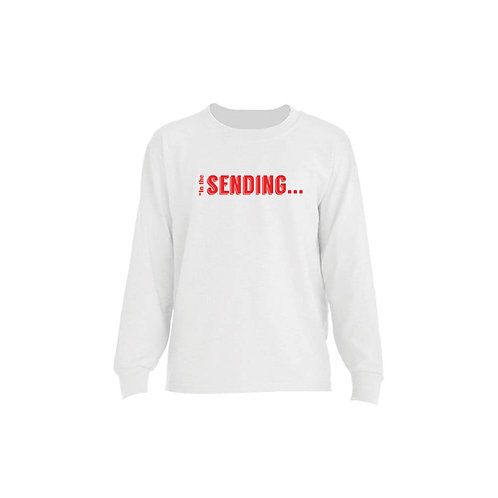 Youth Sending & Mending Long Sleeve Tee