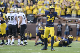 Jeremy Clark goes to Jets in 6th round as Michigan breaks program record for NFL draft picks