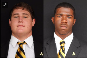 Appalachian State football players sign with NFL teams as undrafted free agents