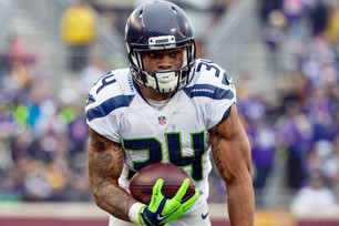 Tyler Lockett, Thomas Rawls voted to PFWA All Rookie teams