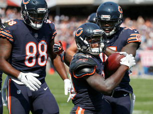 'The secret's out' : Bears have true 'game-breaker' in RB Tarik Cohen