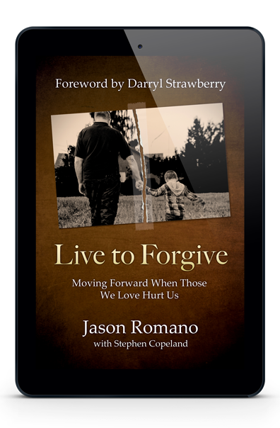 """Ebook"" Live to Forgive"