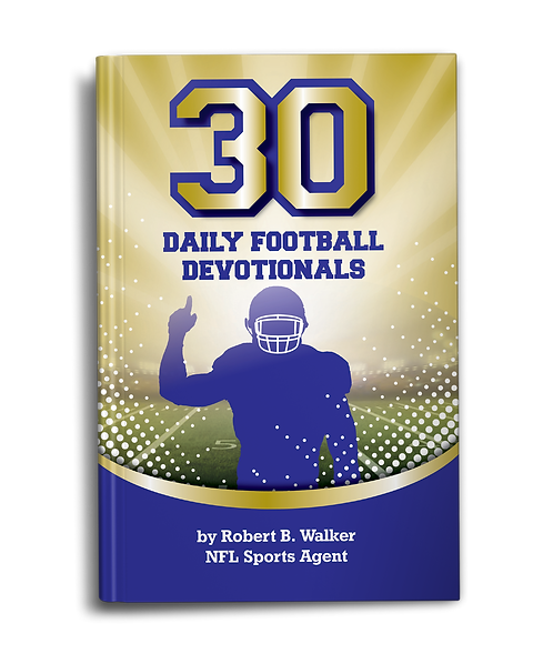 30 Daily Football Devotionals