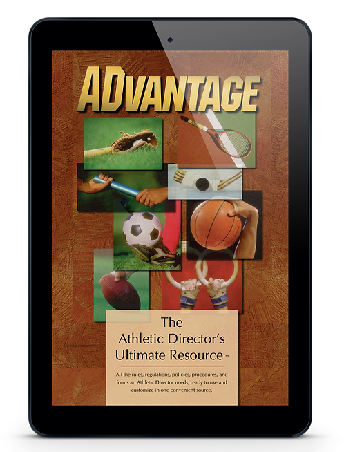 The A.D. Advantage: The Athletic Director's Ultimate Resource
