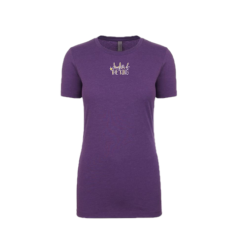 Daughter of the King Royal Tee