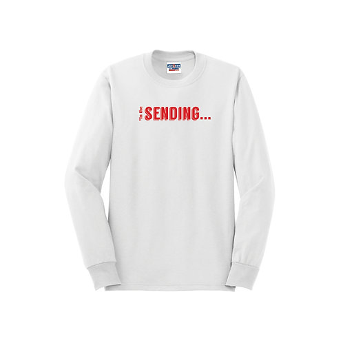 Sending & Mending Long Sleeve Tee