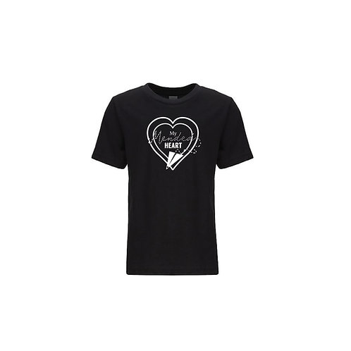 Youth Mended Heart Signature Tee