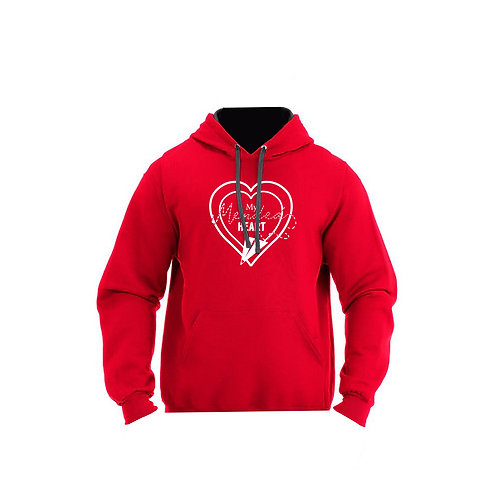 Mended Heart Signature Hoodie