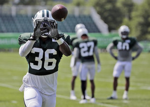How Marcus Maye's replacement, Doug Middleton, conquered obstacles of going undrafted | Jets Q&a