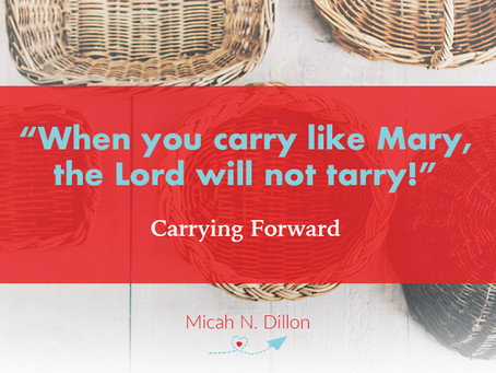 Carrying Forward