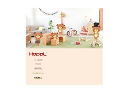 HOPPLシリーズ カタログ挿絵