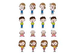 育児サイト キャラクター