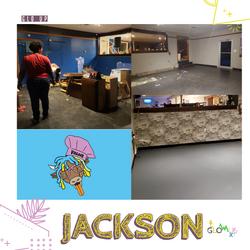 GLOwUP Jackson (2019)