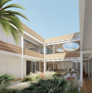 #architecture #california #dasbureau #model #house #Ojai