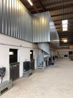#dasBureau #architecte #equestrian #horses #metalarchitecture