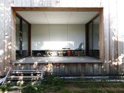 #architecte #architecture #dependance #charpente #wood