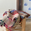 Thumbnail: Berry / British Made 100% Recycled Wool Throw