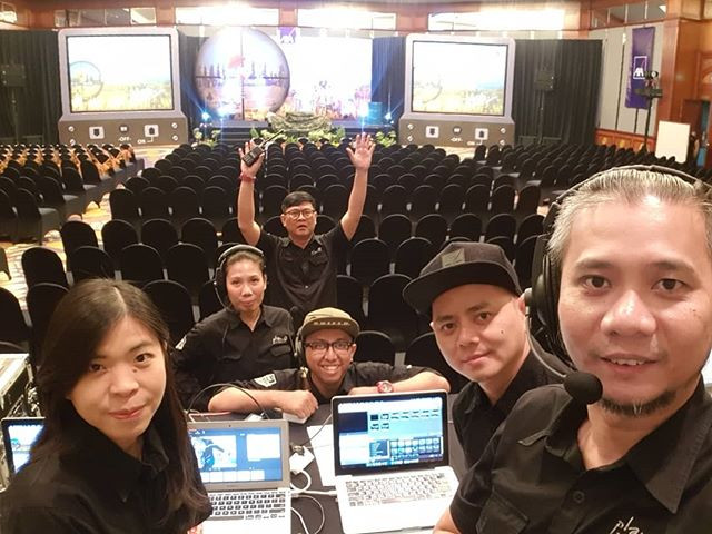 From FOH before we start the event_#corp