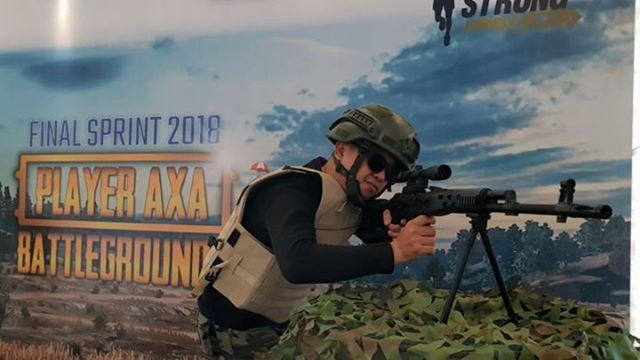 One of our photo booth concept_#pubg_#ar