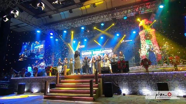 Christmas celebration PT Pertamina Perse