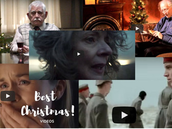 Top Christmas videos that will warm your heart and get you thinking about what really matters.
