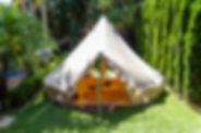 Backyard Camping Tent