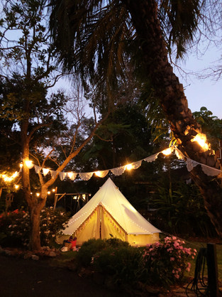 Bell Tent Party