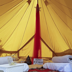 Red & Gold Arabian Nights