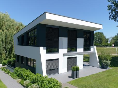 Volle Kraft in Richtung Zukunft – WeberHaus digitalisiert Baustellenprozess