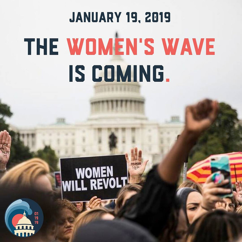 Women's March Tennessee: Power Together