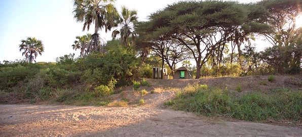 Kichaka Expeditions Flycamp Walking Safari