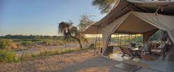 Kichaka Frontier - Dining Tent