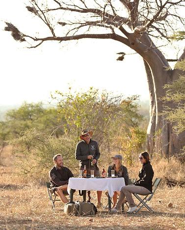Walking Safaris, Tanzania